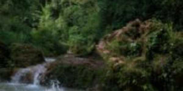 Córrego Mancaúbas, Por João Batista