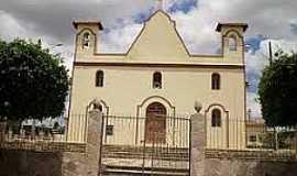 Barrocas - Barrocas-BA-Igreja de São João Batista-Foto:barrocas-bahia.blogspot.com