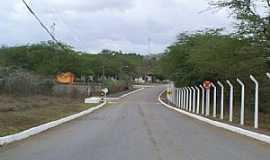 Barrocas - Barrocas-BA-Rua da Mineração-Foto:Sam militao
