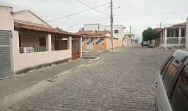 Barrocas - Barrocas-BA-Rua Maria das Dores-Foto:Aquilino Silva