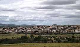 Barrocas - Barrocas-BA-Vista da cidade-Foto:Zaca Batista