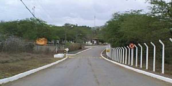 Barrocas-BA-Rua da Mineração-Foto:Sam militao