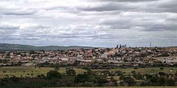 Barrocas-BA-Vista da cidade-Foto:Zaca Batista
