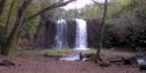 cachoeira dominguinho, Por steferson