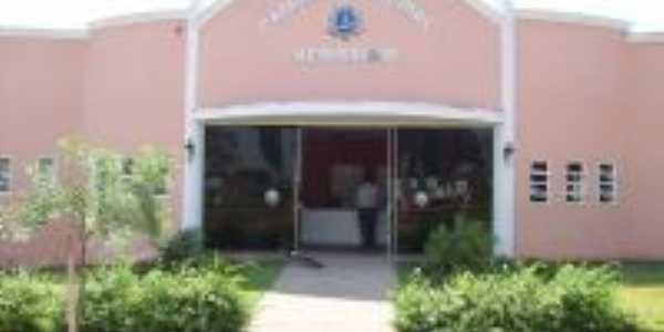 Câmara municipal de verissimo, Por steferson