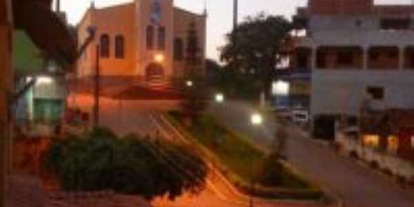 igreja matriz de vermelho novo, Por cristiano