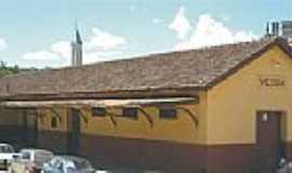 Viçosa - Estação Ferroviária Central. Cortesia P. B. Fialho