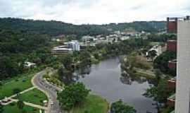 Viçosa - Vista parcial de Viçosa-Foto:carloselizio