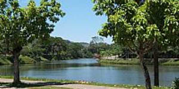 Viçosa-MG-Lago da Universidade Federal de MG-Foto:Kreso Matas