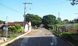 Vila Costina - Rua de Vila Costina-Foto:Sânzio Rafael(Pains-…