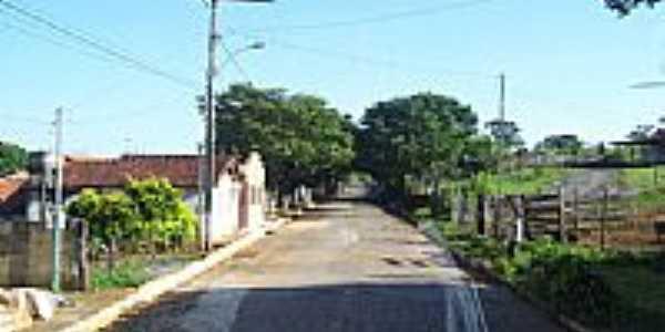 Rua de Vila Costina-Foto:Sânzio Rafael(Pains-…