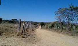 Vila Nova dos Poções - Estrada área rural-Foto:BvB