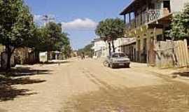Vila Nova dos Poções - Rua da cidade-Foto:oliveirajunior2.