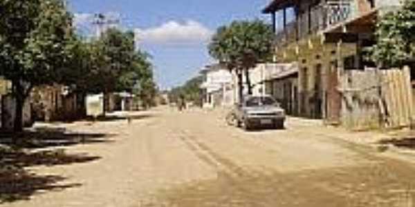 Rua da cidade-Foto:oliveirajunior2.