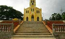 Vilas Boas - Escadarias da Igreja São José-Foto:sgtrangel