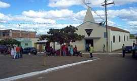 Bate Pé - Bate Pé-BA-Igreja Matriz-Foto:RANICIO