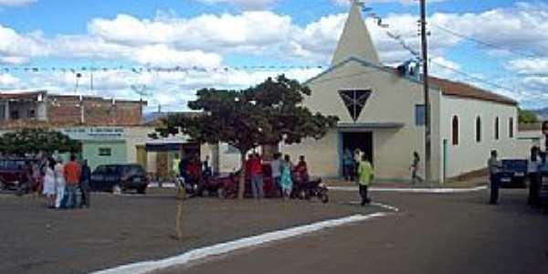 Bate Pé-BA-Igreja Matriz-Foto:RANICIO