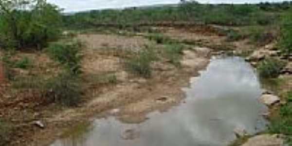 Riacho em Bate Pé-BA-Foto:Marcelo S F