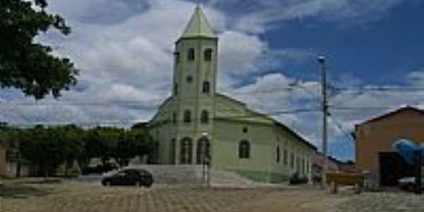 Virgem da Lapa-MG-Matriz de São Domingos de Gusmão-Foto:fwelber