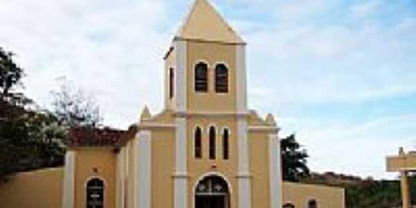 Virgem da Lapa-MG-Santuário de N.Sra.da Lapa-Foto:Vicente A. Queiroz