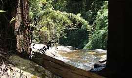 Virgínia - Virgínia-MG-Rio visto da ponte-Foto:JulioAndrade