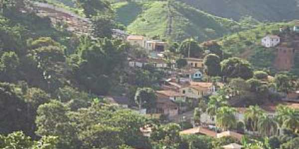 Virgolândia-MG-Vista parcial da cidade-Foto:cadullopes