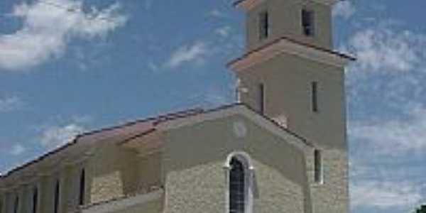 Igreja de são sebastião por Jansen Carvalho Ol