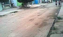Batingas - Avenida N.Sra.das Graças em Batingas-Foto:RobertaCaetano.