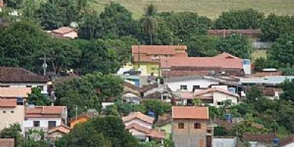 Batinga-BA-Vista parcial da cidade-Foto:abahiaeseusencantos.