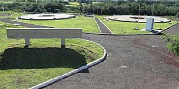 Água Boa-MS-Estação de Tratamento de Água e Esgoto-Foto:www.revistatae.com.br