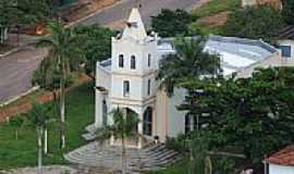 Alcin�polis - Igreja de N.S.Aparecida-Foto:Marc�o Louco [Panoramio]