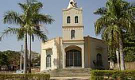 Alcin�polis - Igreja Matriz de Alcin�polis-Foto:Juvenal Coelho Ribei�