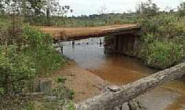 Alcin�polis - Ponte antiga por Delsonir
