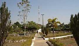 Alcinópolis - Praça - Alcinópolis-MS por Juvenal Coelho Ribeiro