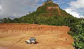 Alcin�polis - Torrinha entroncamento Costa Rica - Figueir�o - Alcin�polis por Juvenal Coelho Ribeiro