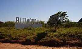 Alcinópolis - trevo de Alcinópolis MS. (zinho) por zinho Sta.P.Pensa