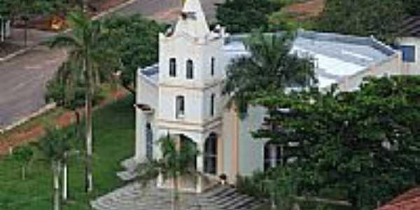 Igreja de N.S.Aparecida-Foto:Marcão Louco [Panoramio]
