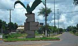 Amambái - Entrada Sul de Amambaí por Brucutu