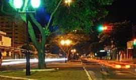 Amambái - Vista noturna de Amambaí-Foto:Alexssandro Loyola