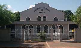 Amandina - Amandina-MS-Igreja da Congregação Cristã do Brasil-Foto:NELSON BUCHINI