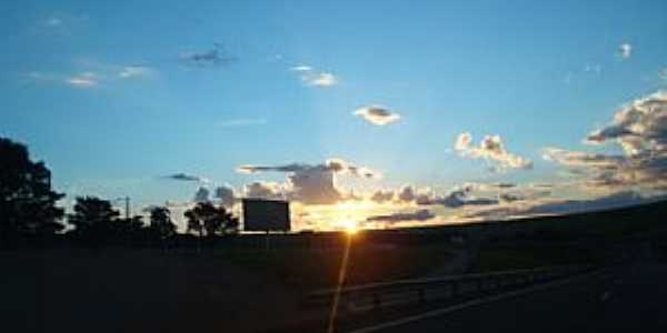 Amandina-MS-Pôr do Sol-Foto:JCGomesS