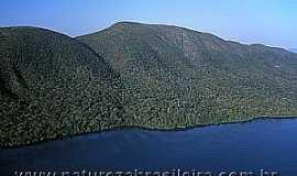 Amolar - Amolar-MS-Lagoa Guaíba e a Serra do Amolar-Foto:Natureza Brasileira