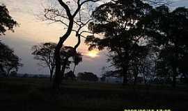 Anastácio - Anastácio-MS-Pôr do sol na rotatória-Foto:Rubens Braga