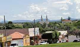 Anastácio - Anastácio-MS-Vista do centro da cidade-Foto:www.geraldoresende.