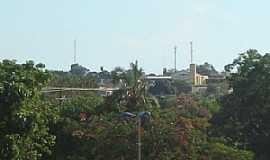 Anastácio - Anastácio-MS-Vista do parcial da cidade-Foto:Lucas T. Souza