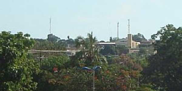Anastácio-MS-Vista do parcial da cidade-Foto:Lucas T. Souza