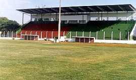 Anaurilândia - Anaurilândia-MS-Estádio de Futebol Lázaro Severino da Silva-Foto:Idelfonso Alves