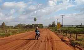 Angélica - Estrada de Angélica-Foto:Marcelo (Fú) [Panoramio]