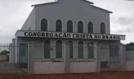 Antônio João - Antônio João-MS-Igreja da Congregação Cristã do Brasil-Foto:NELSON BUCHINI