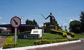 Antônio João - Antônio João-MS-Monumento à Antônio João-Herói Brasileiro na Guerra do Paraguai-Foto:Alceu Mauro Denes